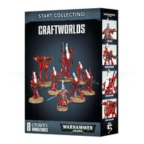 Warhammer 40,000 Xenos Aeldari Craftworlds Start Collecting Set