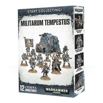 Warhammer 40,000 Imperium Militarum Tempestus Start Collecting Set