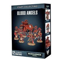 Warhammer 40,000 Imperium Adeptus Astartes Blood Angels Start Collecting Set