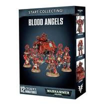 Warhammer 40,000 Imperium Adeptus Astartes Blood Angels Start Collecting Set