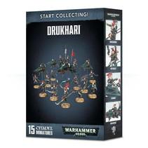 Warhammer 40,000 Xenos Aeldari Drukhari Start Collecting Set