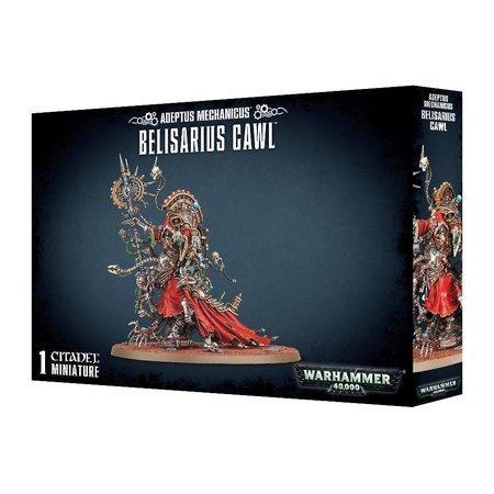 Games Workshop Warhammer 40,000 Imperium Adeptus Mechanicus: Belisarius Cawl