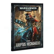 Warhammer 40,000 8th Edition Rulebook Imperium Codex: Adeptus Mechanicus (HC)