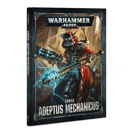 Games Workshop Warhammer 40,000 8th Edition Rulebook Imperium Codex: Adeptus Mechanicus (HC)