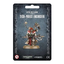 Adeptus Mechanicus/Astra Militarum: Tech-Priest Enginseer