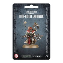 Warhammer 40,000 Imperium Adeptus Mechanicus/Astra Militarum: Tech-Priest Enginseer