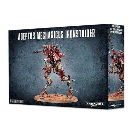 Games Workshop Warhammer 40,000 Imperium Adeptus Mechanicus: Ironstrider Ballistarius/Sydonian Dragoon