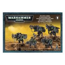 Warhammer 40,000 Xenos Orks: Burna Boyz/Lootas