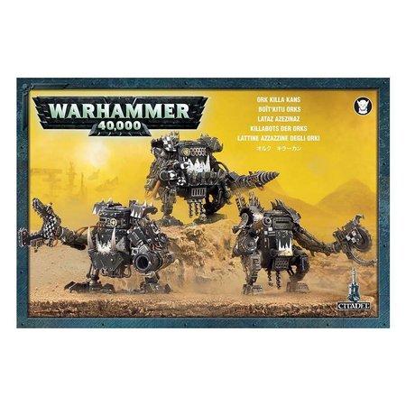 Games Workshop Warhammer 40,000 Xenos Orks: Killa Kans