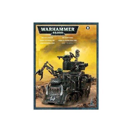 Games Workshop Warhammer 40,000 Xenos Orks: Battlewagon