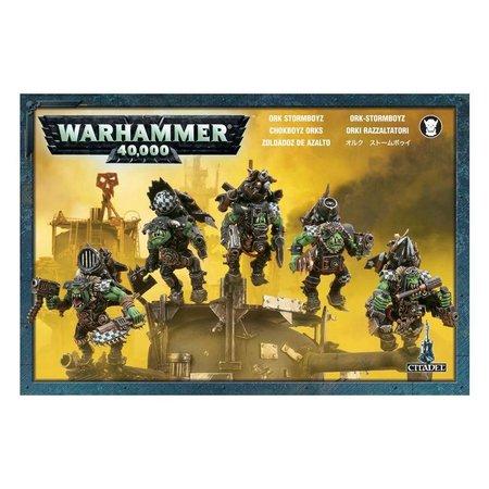 Games Workshop Warhammer 40,000 Xenos Orks: Stormboyz