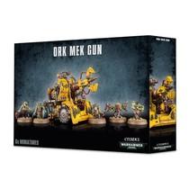 Warhammer 40,000 Xenos Orks: Bubblechukka/Kustom Mega-kannon/Smasha Gun/Traktor Kannon