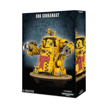 Games Workshop Warhammer 40,000 Xenos Orks: Gorkanaut