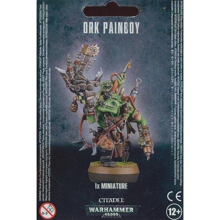 Games Workshop Warhammer 40,000 Xenos Orks: Painboy