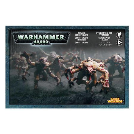 Games Workshop Warhammer 40,000 Xenos Genestealer Cults/Tyranids: (Purestrain) Genestealer Brood