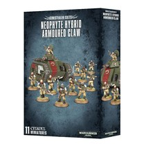 Warhammer 40,000 Xenos Genestealer Cults: Neophyte Hybrid Armoured Claw