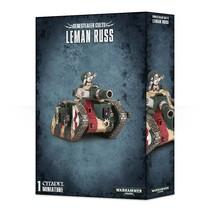 Warhammer 40,000 Xenos Genestealer Cults: Genestealer Cult Leman Russ