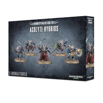 Warhammer 40,000 Xenos Genestealer Cults: Acolyte Hybrids
