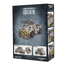 Genestealer Cults: Goliath Rockgrinder/Truck