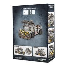 Warhammer 40,000 Xenos Genestealer Cults: Goliath Rockgrinder/Truck