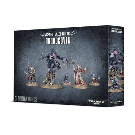 Games Workshop Warhammer 40,000 Xenos Genestealer Cults: Broodcoven