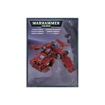 Warhammer 40,000 Imperium Adeptus Astartes Space Marines: Stormraven Gunship