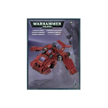 Games Workshop Warhammer 40,000 Imperium Adeptus Astartes Space Marines: Stormraven Gunship