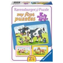 My first puzzles: Goede Vrienden (3x6)