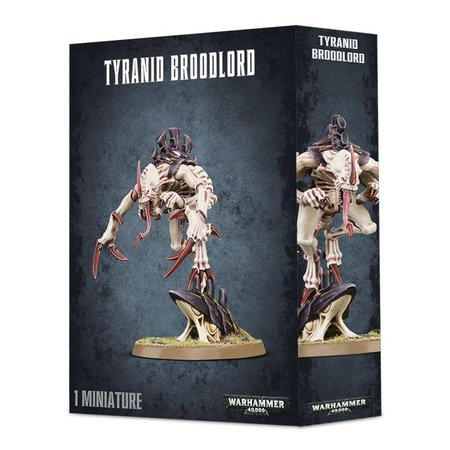 Games Workshop Warhammer 40,000 Xenos Tyranids: Broodlord