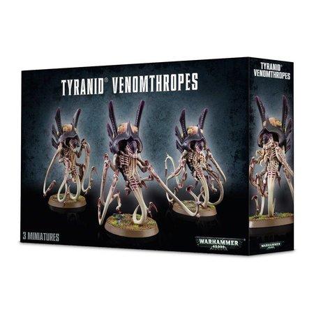 Games Workshop Warhammer 40,000 Xenos Tyranids: Venomthropes/Zoanthropes