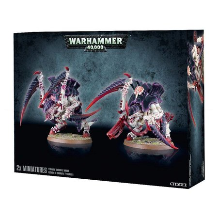 Games Workshop Warhammer 40,000 Xenos Tyranids: (Old One Eye's) Carnifex Brood