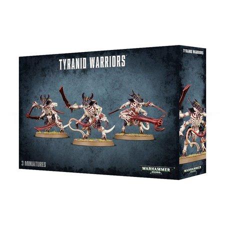 Games Workshop Warhammer 40,000 Xenos Tyranids: Tyranid Warriors