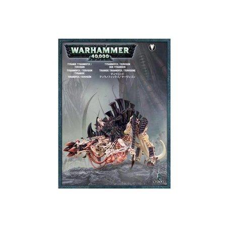 Games Workshop Warhammer 40,000 Xenos Tyranids: Tervigon/Tyrannofex