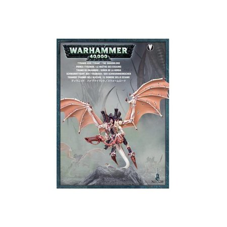 Games Workshop Warhammer 40,000 Xenos Tyranids: Hive Tyrant/The Swarmlord