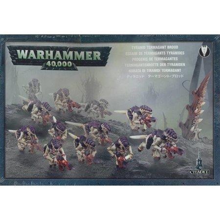 Games Workshop Warhammer 40,000 Xenos Tyranids: Termagant Brood