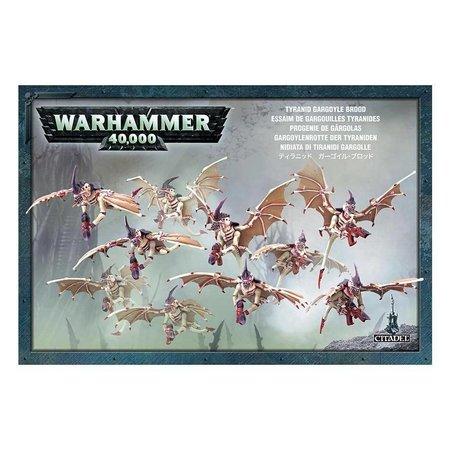 Games Workshop Warhammer 40,000 Xenos Tyranids: Gargoyle Brood