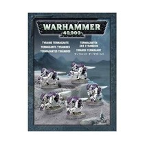 Warhammer 40,000 Xenos Tyranids: Termagants (x5)