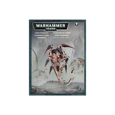 Games Workshop Warhammer 40,000 Xenos Tyranids: Mawloc/Trygon