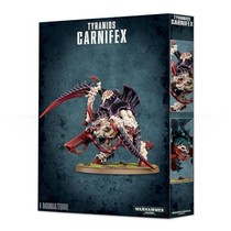 Warhammer 40,000 Xenos Tyranids: Carnifex