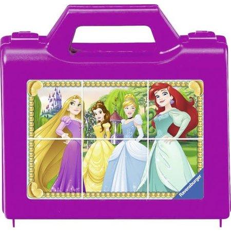 Ravensburger Blokpuzzle: Disney Prinsessen (6)