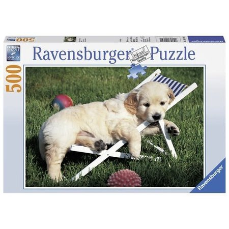Ravensburger Golden Retriever (500)