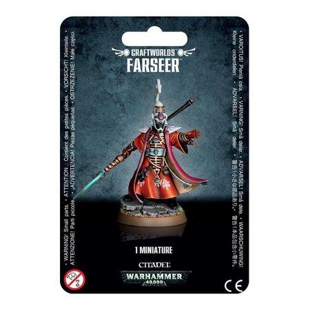 Games Workshop Warhammer 40,000 Xenos Aeldari Craftworlds: Farseer