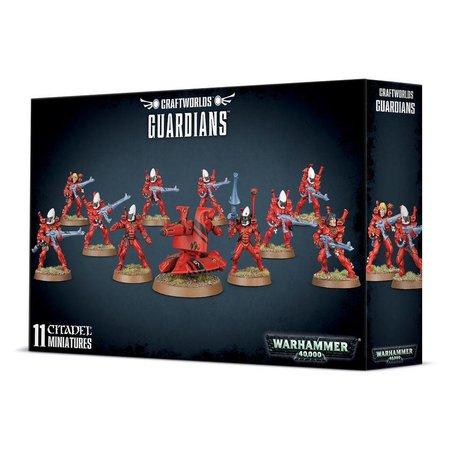 Games Workshop Warhammer 40,000 Xenos Aeldari Craftworlds: Guardian Squad