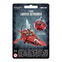 Warhammer 40,000 Xenos Aeldari Craftworlds: Farseer/Warlock Skyrunner