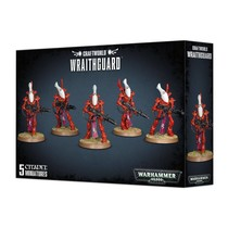 Warhammer 40,000 Xenos Aeldari Craftworlds: Wraithguard