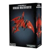 Warhammer 40,000 Xenos Aeldari Craftworlds: Crimson Hunter/Hemlock Wraithfighter