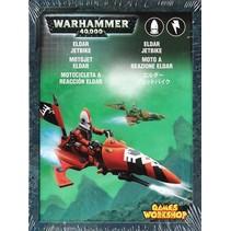 Warhammer 40,000 Xenos Aeldari Craftworlds: Jetbike