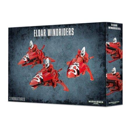 Games Workshop Warhammer 40,000 Xenos Aeldari Craftworlds: Windriders