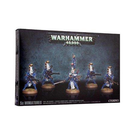 Games Workshop Warhammer 40,000 Xenos Aeldari Craftworlds: Dire Avengers