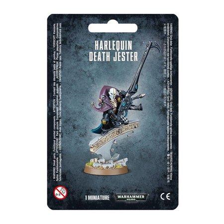 Games Workshop Warhammer 40,000 Xenos Aeldari Harlequins: Death Jester